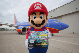 Southwest Airlines and Nintendo Bring Friends, Family, and Fun Together for the Holidays!