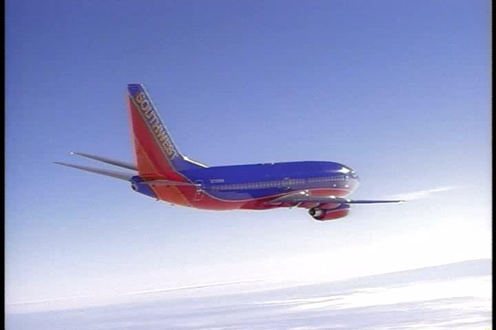 Southwest Airlines Signature Planes