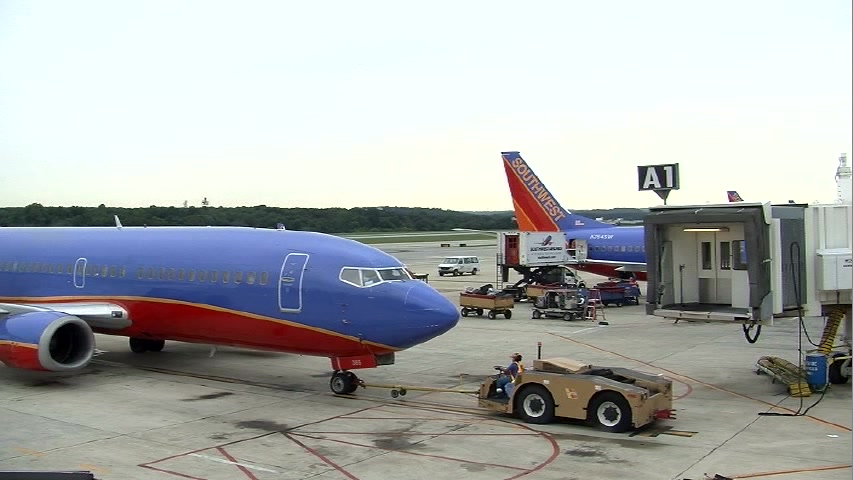 Southwest Airlines B-roll