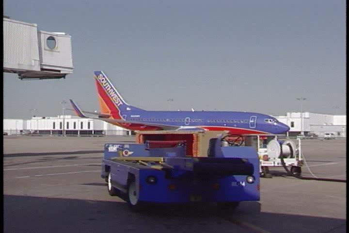 Aircraft At The Airport